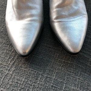 Dolce Vita Shoes - DOLCE VITA METALLIC BOOTS SIZE 11
